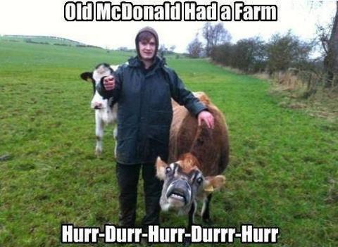 Farmer Meme Old Mcdonald